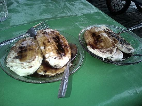 Pisang Epe Makanan Ala Makasar Picture Losari Beach Makassar Tugu