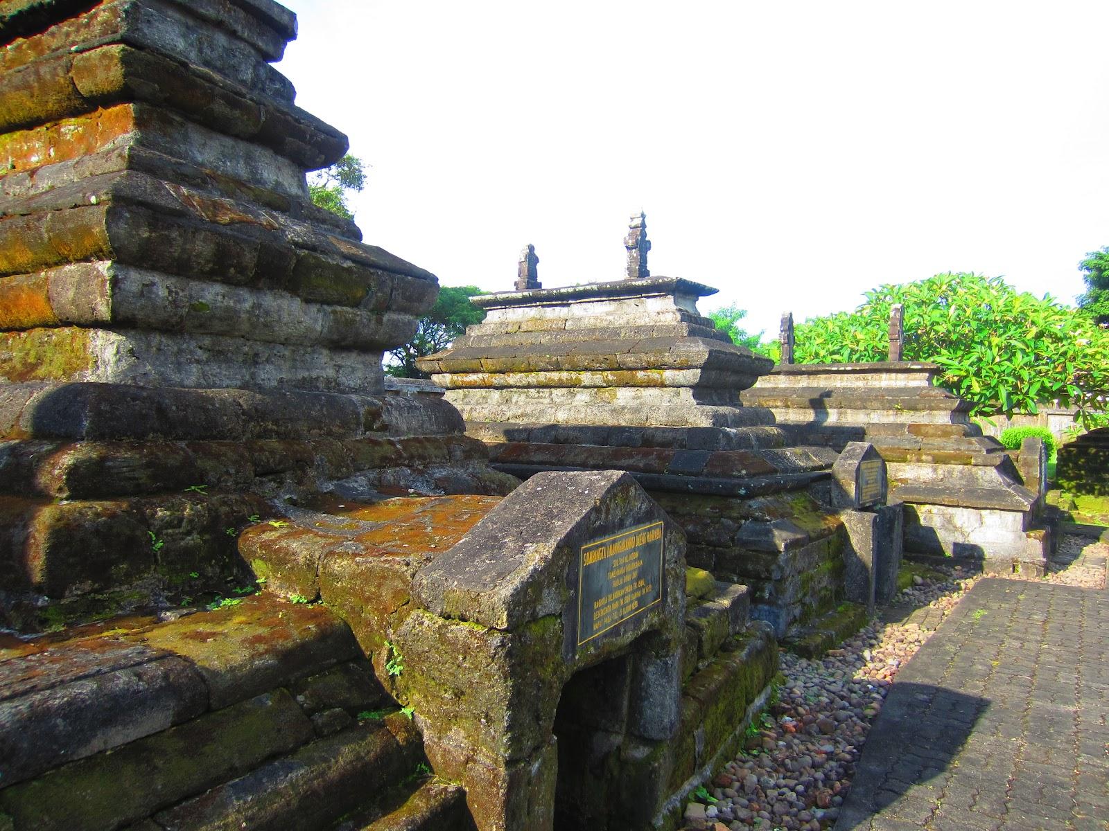 Ayo Ber Wisata Kota Sejarah Makassar Adlien Travel Journal Arealnya