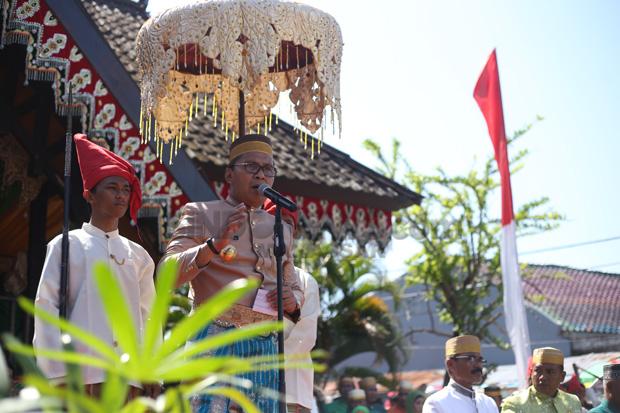 Cerita Foto Pemkot Ziarah Makam Raja Tallo Halaman 4 Kota