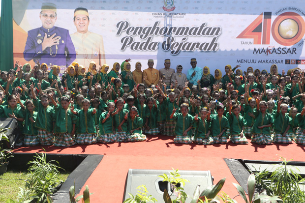 Foto Pemkot Ziarah Makam Raja Tallo Cerita Kota Makassar