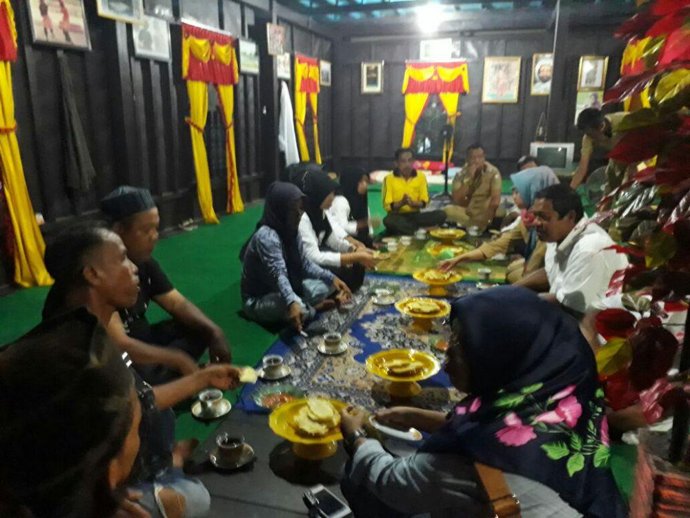 Hut 410 Kota Makassar Kecamatan Tallo Jadi Tuan Rumah Ritual