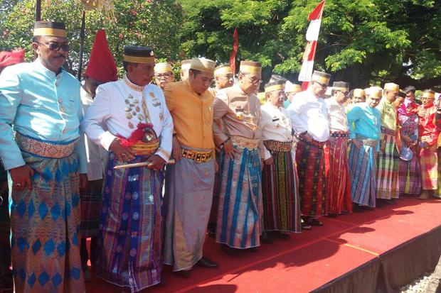 Hut 410 Makassar Pemkot Doa Bersama Makam Raja Tallo Ziarah