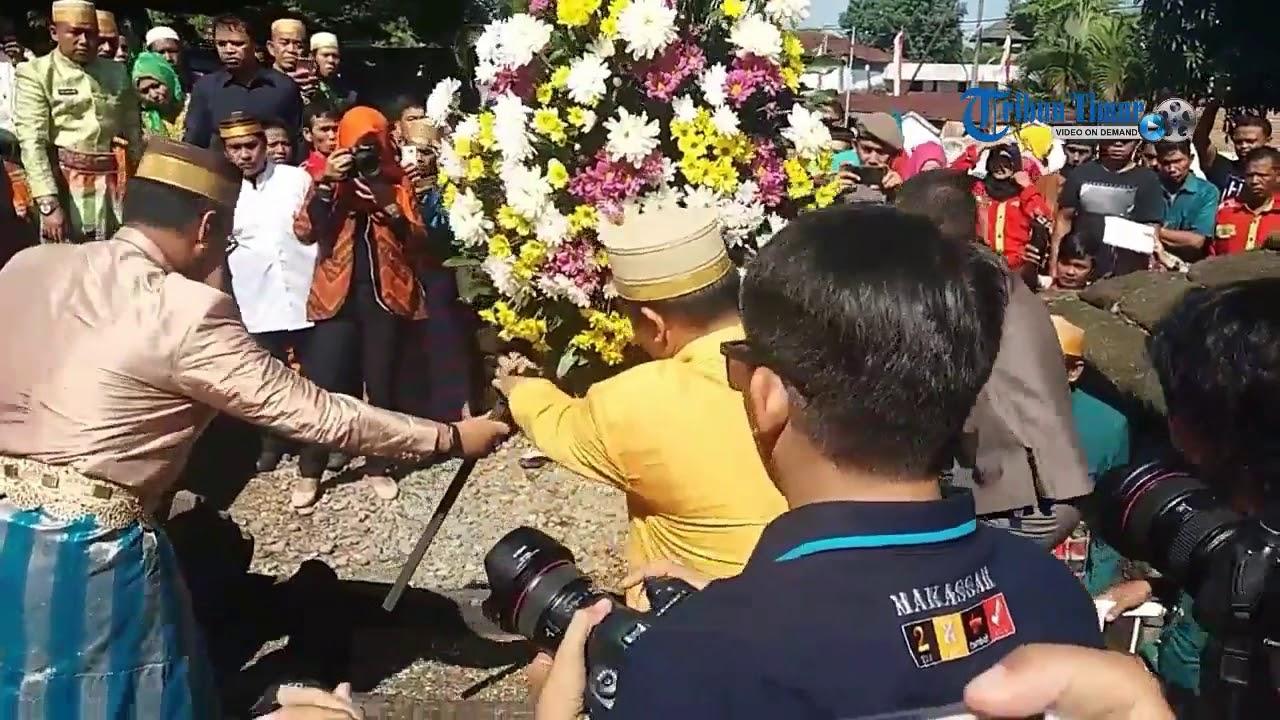 Hut 410 Makassar Pemkot Ziarah Makam Raja Tallo Kota
