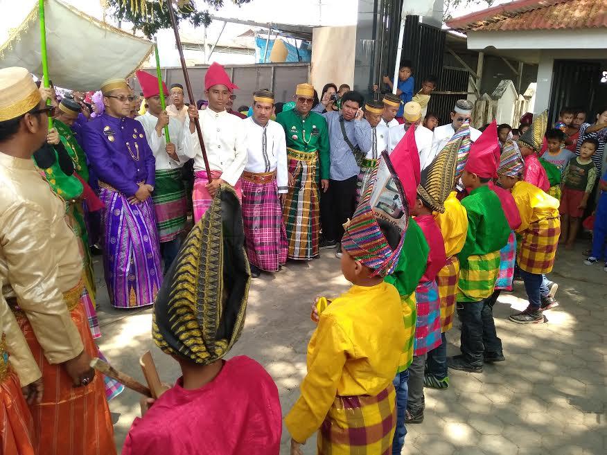 Hut Makassar 408 Pemkot Ziarah Makam Raja Tallo Gosulsel Kota