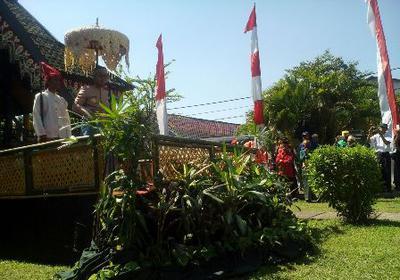 Hut Makassar Dirangkai Ziarah Makam Raja Tallo Danny Kunjungi Kota