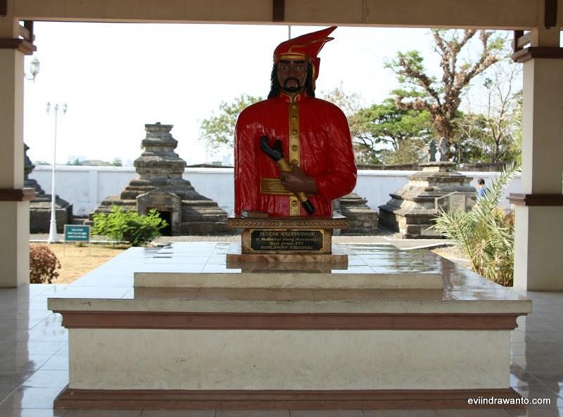 Kompleks Makam Raja Gowa Wisata Alam Budaya Indonesia Dunia Ayam