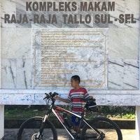 Kompleks Makam Raja Tallo Historic Site Makassar Photo Fajar 6