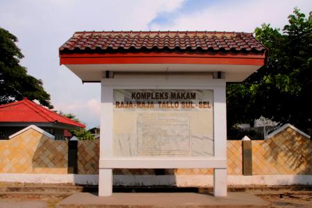 Makam Pahlawan Daeng Tour Guide 1243 Daftar Nama Raja Tallo