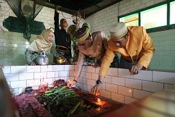 Walikota Wawali Ziarah Makam Raja Tallo Bugis Pos Kota Makassar