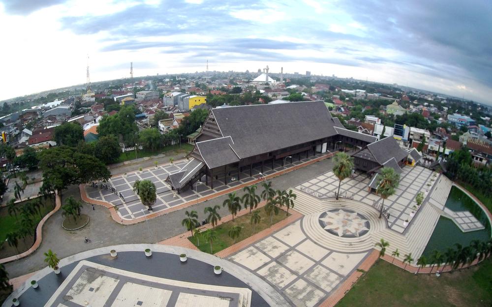 Ziarah Makam Raja Tallo Gowa Kota Makassar