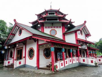 Ziarah Makam Raja Tallo Gowa Mengunjungi Masjid Cheng Hoo Purbalingga