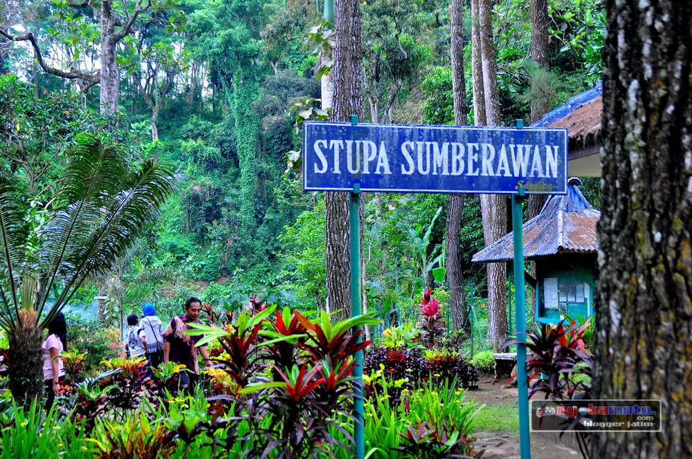Candi Sumberawan 07 Wiro Nyobamoto Kota Malang