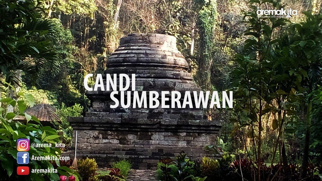 Candi Sumberawan Situs Peninggalan Peradaban Kota Malang View Mempesona