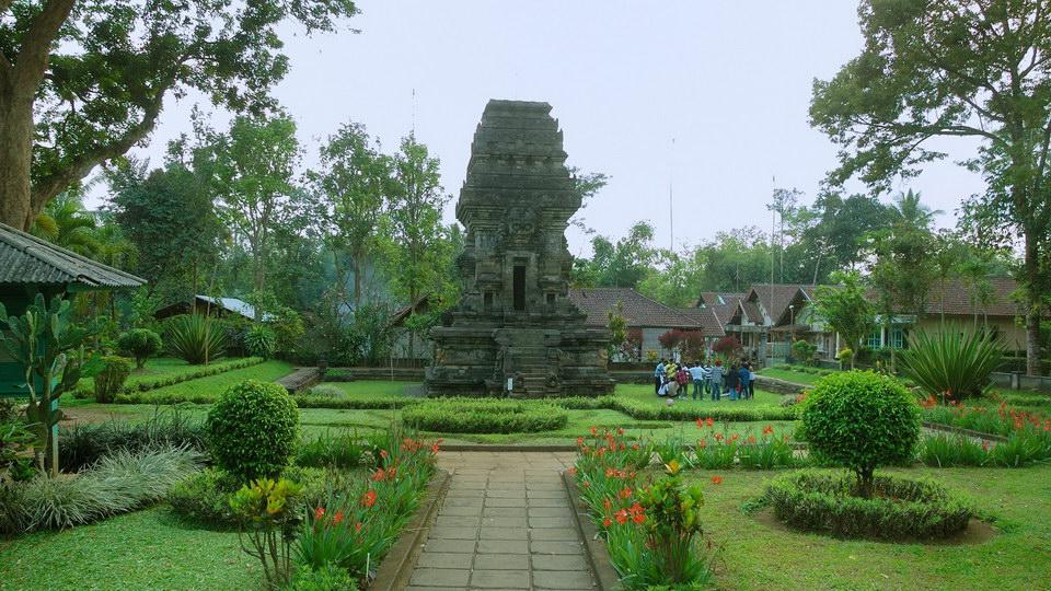 Historical Sites Office International Affairs Kidal Candi Sumberawan Kota Malang