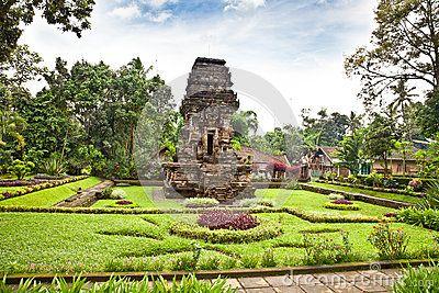 Java Malang Candi Kidal Temple East Indonesia Sumberawan Kota