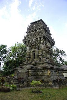 Kidal Temple Wikipedia Candi Sumberawan Kota Malang