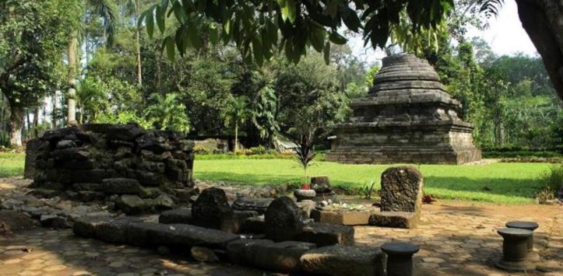 Menapak Jejak Raja Majapahit Candi Sumberawan Ulinulin Kota Malang