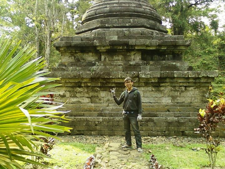 Menyimpul Sejarah Candi Sumberawan Benitoramio Kota Malang