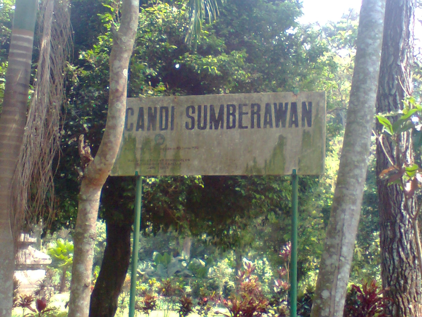 Situs Candi Sumberawan Malang Kota