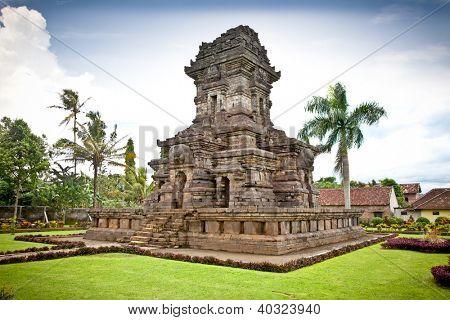 Tourism Places Malang City Candi Sumberawan Kota