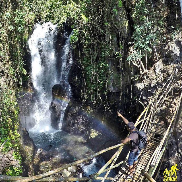 Berkunjung 4 Air Terjun 1 Tempat Datanglah Malang Goa Naga