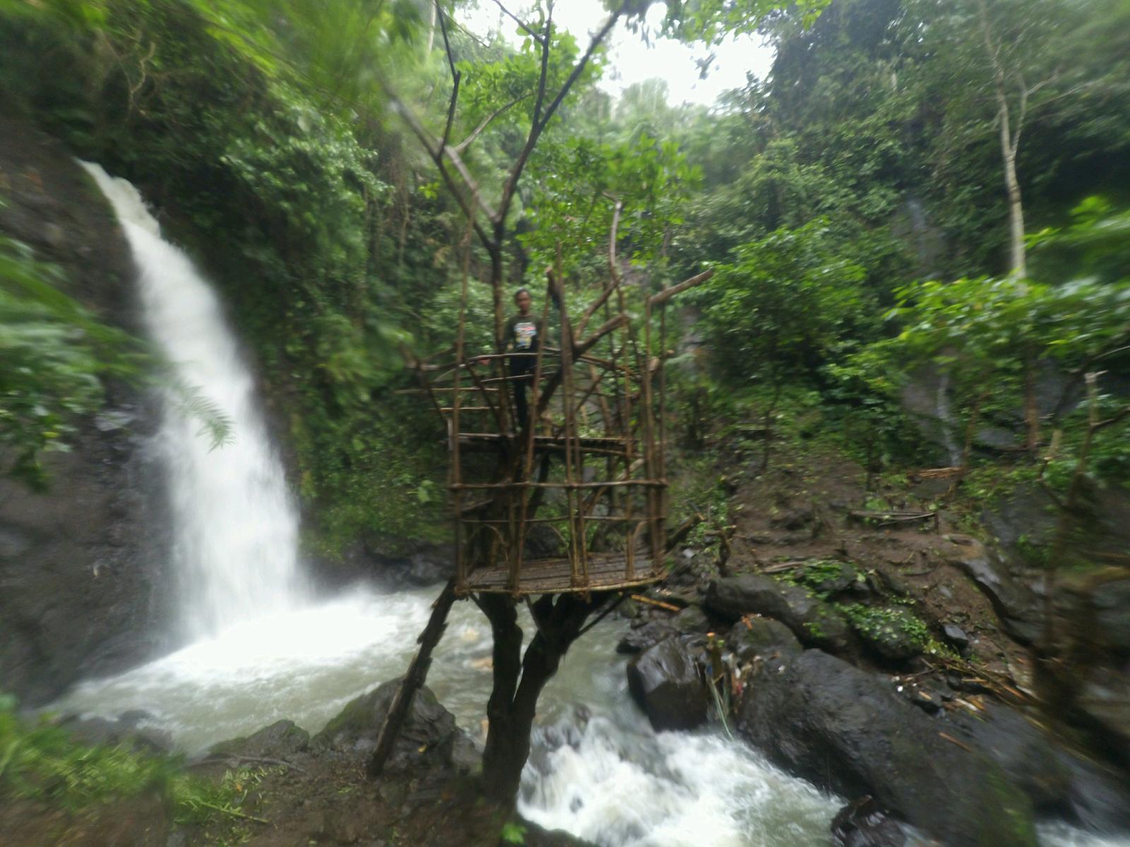 Destinasi Jawa Timur Coban Gintung Terletak Kecamatan Ampelgading Malang Selatan