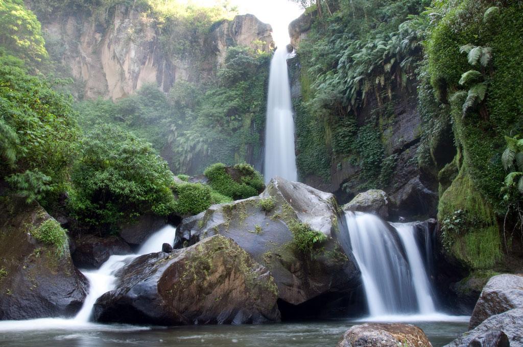 Wisata Air Terjun Malang Hariesdesign Coban Gintung Kota