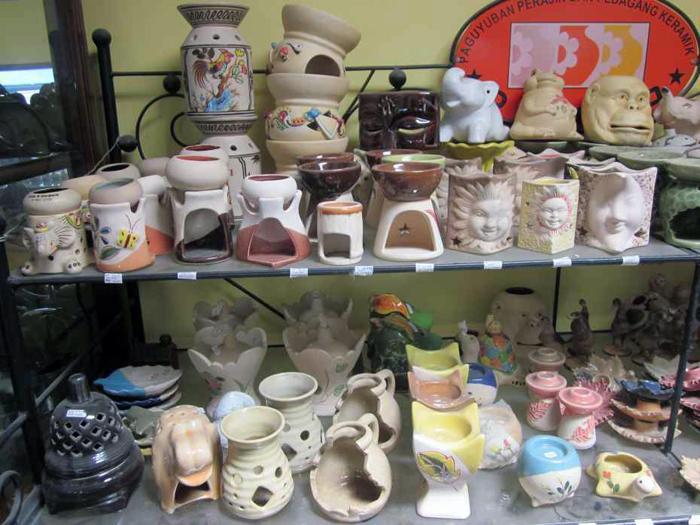 Daftar Toko Keramik Murah Malang Ngalam Hasil Kerajinan Kampung Wisata