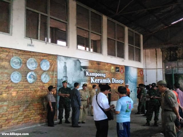 Dinoyo Keramik Kampung Tematik Antik Lingkar Malang Lingkarmalang Bisa Dikatakan