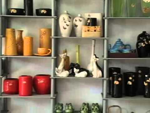 Kampoeng Keramik Dinoyo Youtube Kampung Kota Malang