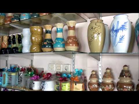 Kampung Wisata Keramik Dinoyo Kota Malang Youtube