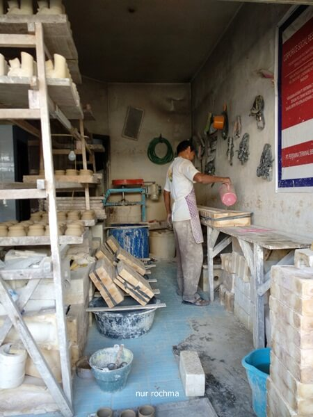 Lovely Mom Belanja Keramik Cantik Unik Mampir Home Industri Dinoyo