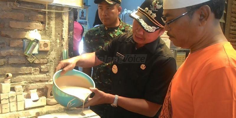Pabrik Keramik Dinoyo Bakal Jadi Museum Malangvoice Anton Kampung Kota