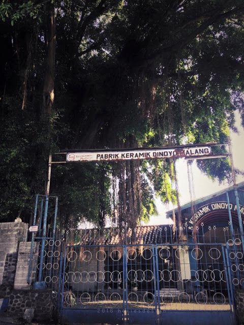 Pabrik Keramik Dinoyo Malang Tidak Beroperasi Kampung Kota