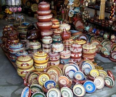 Sofenir Keramik Proses Pembutan Aneka Kampung Dinoyo Kota Malang