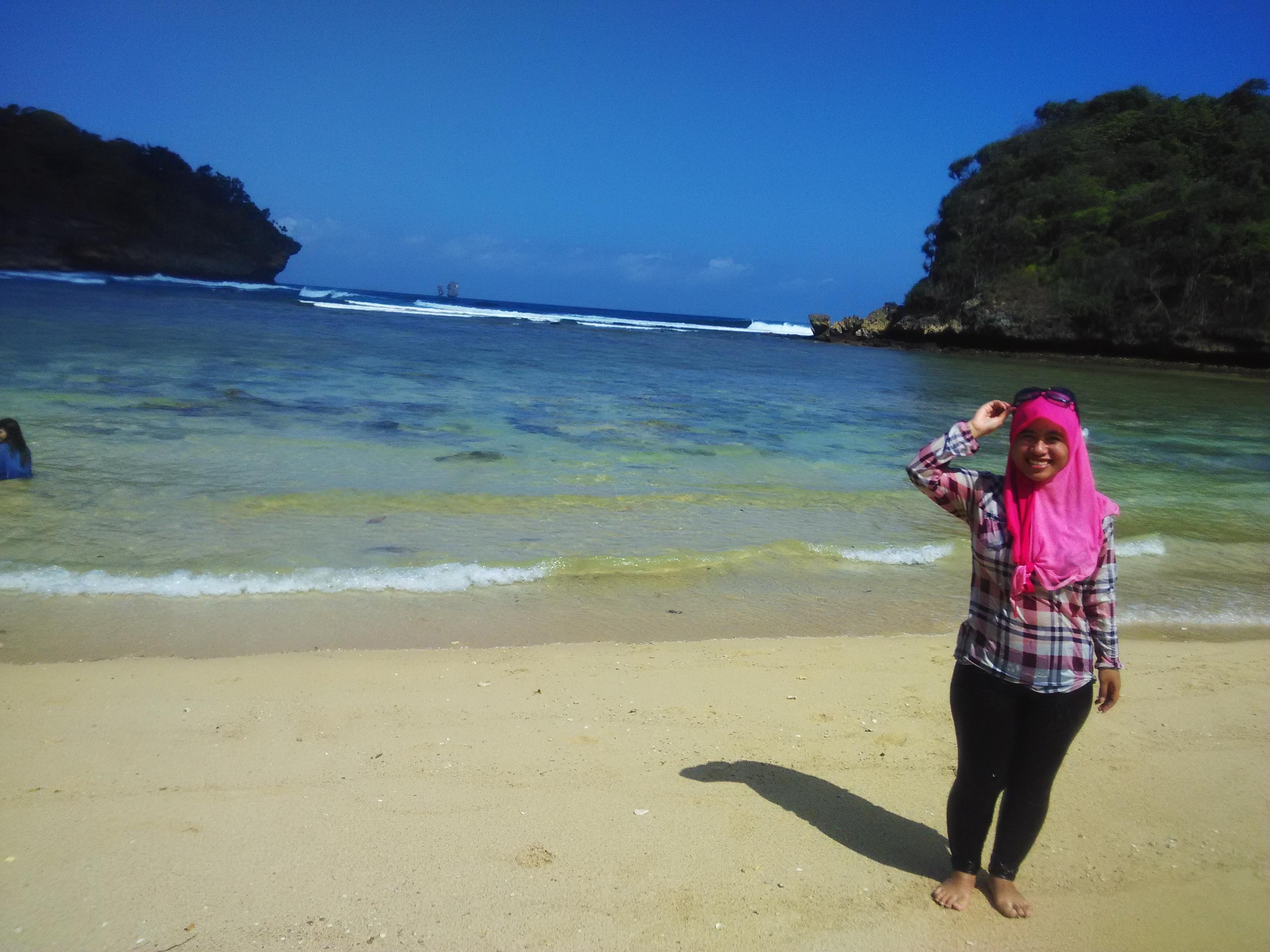 Holiday Trip Life Pesona Pantai Gatra Img 20150729 131448 Clungup