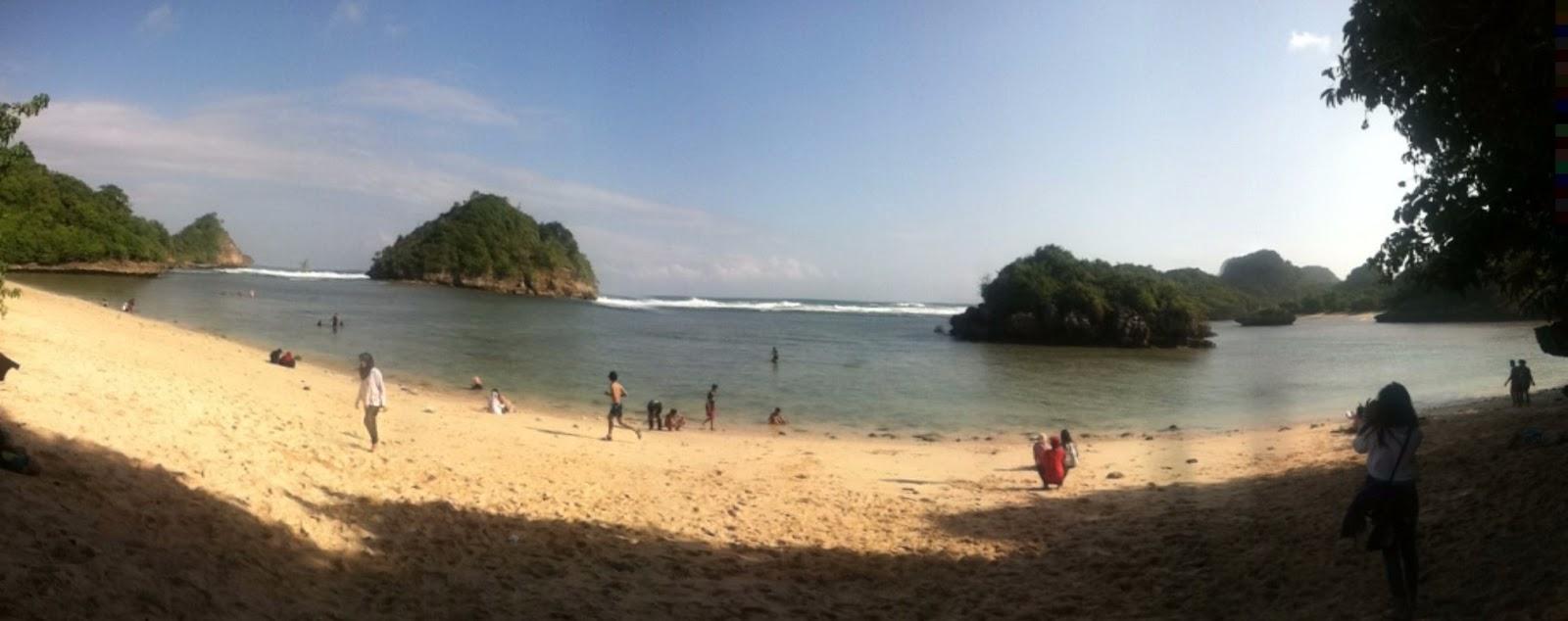 Journey Pantai Clungup Malang Langsung Ya Simak Baik Hehe Terletak