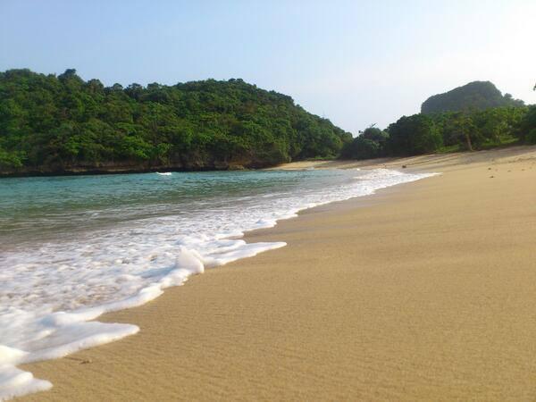 Mengejar Pantai Clungup Jalan Menuju Oleh Arsyad Kota Malang