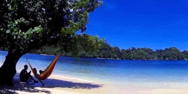 Menuju Pantai Clungup Tiga Warna Malang Tips Wisata Murah Seruling