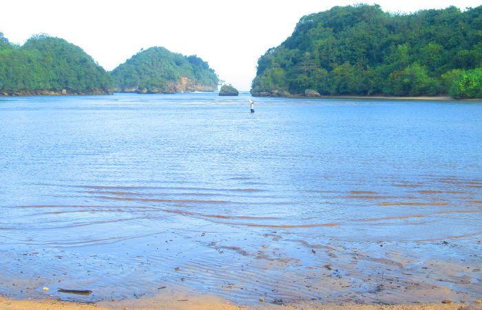 Pantai Clungup Malang Selatan Fasilitas Harga Tiket Rute Maps Kota