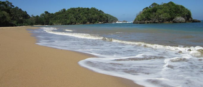 Pantai Clungup Malang Seneng Dolan Rute Jalan Akses Menuju Wisata