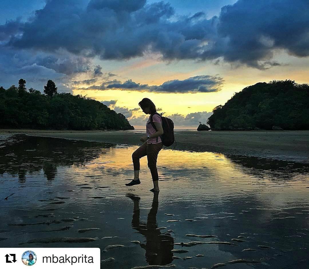 Pantai Clungup Tambakrejo Raja Ampat Asli Malang Kota