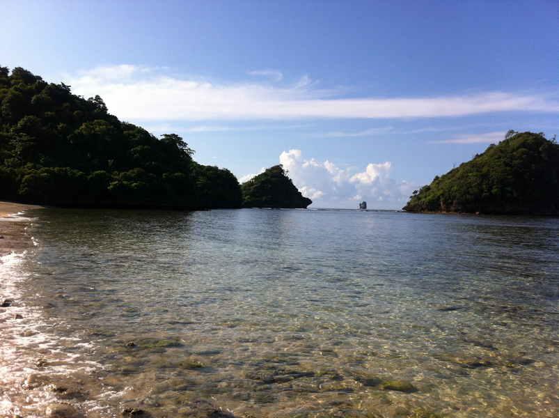 Pantai Gatra Malang Info Wisata Clungup Kota