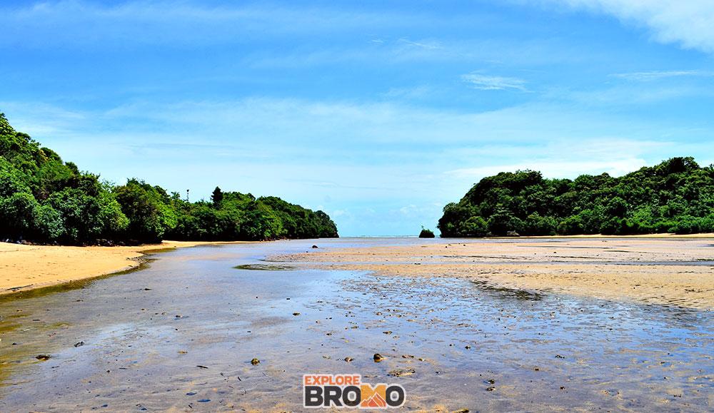 Wisata Bromo Tengger Semeru Jawa Timur Gunung Pantai Clungup Sendangbiru