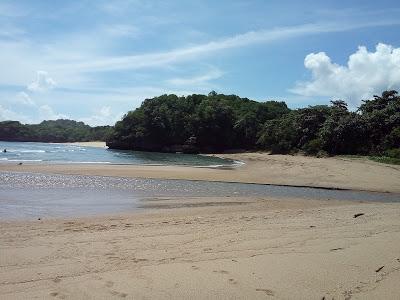 10 Gambar Pantai Bantol Malang Selatan Alamat Lokasi Jejakpiknik Donomulyo