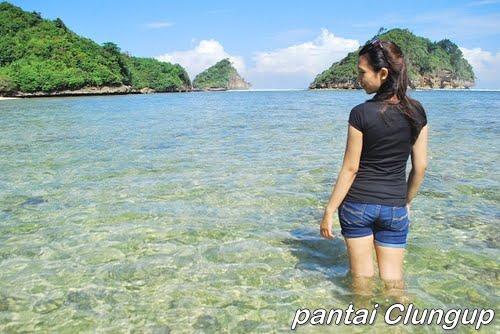 101 Pantai 1 Pulau Eksotis Pesisir Malang Selatan 29 Mbangsong