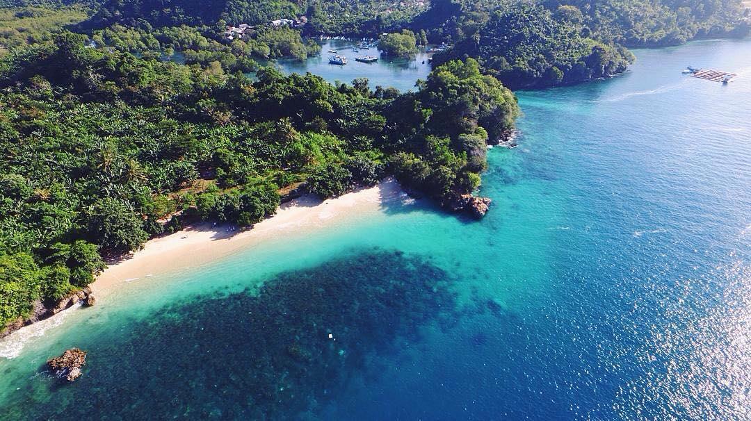 57 Tempat Wisata Malang Harga Tiket Masuknya Pantai 3 Warna