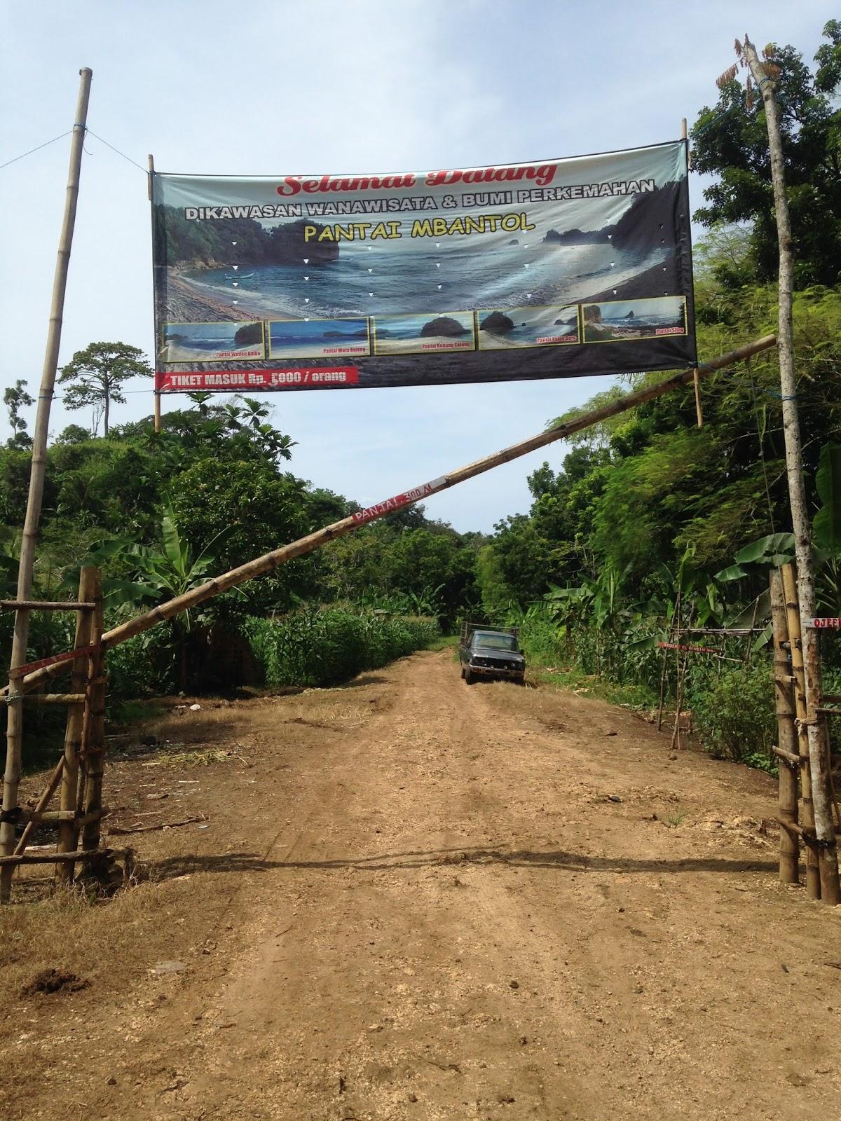 Pantai Dung Celeng Benthol Seling Pulodoro Malang Muhammad Benarlah Kita