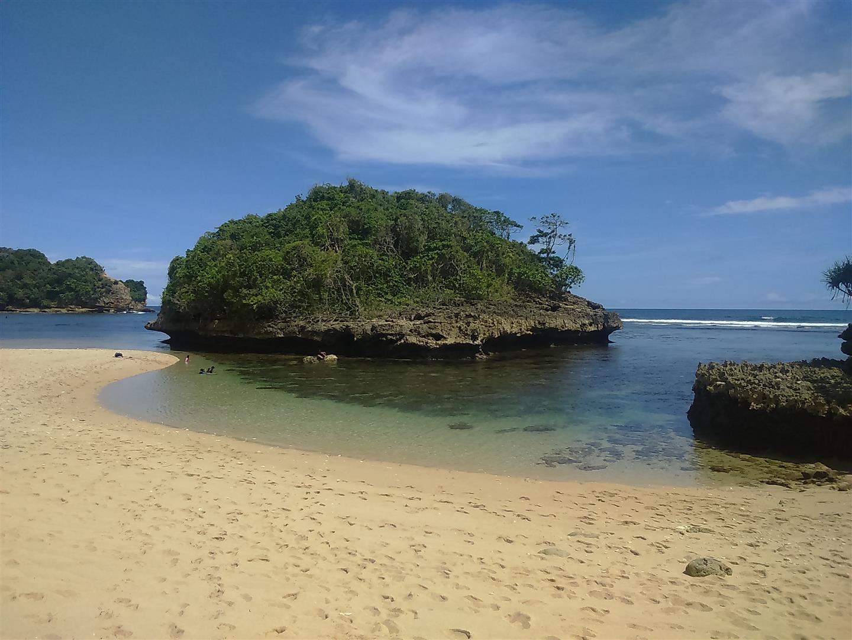 Pantai Kedung Celeng Malang Langkah Kecilku Kota
