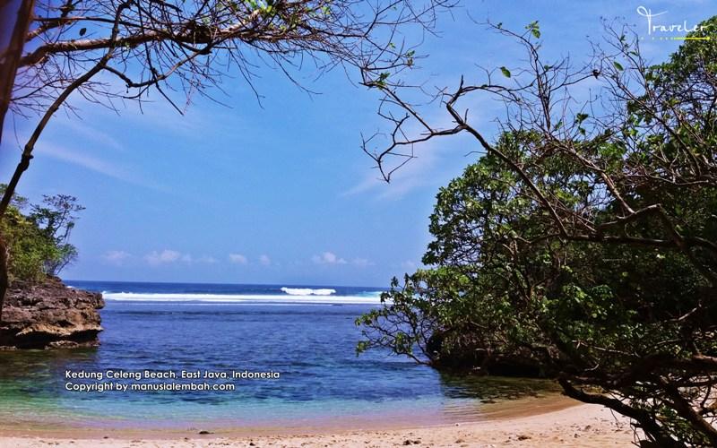 Pantai Kedung Celeng Malang Sensasi Snorkeling Selatan Cekungan Kota